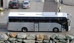 Volvo 9500 Reisebus in Trondheim (NOR) am 05.09.16