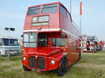 Ein AEC Routemaster in Fairford (Juli 2014)