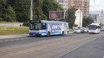 Irisbus CityBus 12M am 01.06.2016 in Liberec.