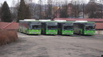 Iveco Crossway Line 13M Parade am 26.03.2016 in Rumburk