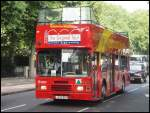 Leyland von Arriva in London am 26.09.2013