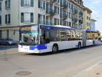 TL - MAN Lion`s City  Nr.665 unterwegs in Renens am 03.05.2016