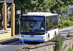 MAN NL 313 Lion`s City, AVB Linie 830 in Remagen - 22.08.2019