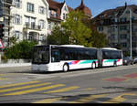asm Oberaargau - MAN Lion`s City  Nr.42  BE  550327 unterwegs in der Stadt Solothurn am 22.09.2020