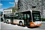 BSU Solothurn 71/SO 142'071 Mercedes Citaro am 19.