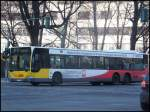 Mercedes Citaro I der BVG in Berlin am 06.02.2014