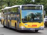 Mercedes Citaro I der BVG in Berlin am 09.06.2016