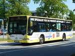 Mercedes Citaro I von Regionalbus Rostock in Güstrow am 18.05.2017