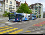 BSU - Mercedes Citaro Nr.46  SO 155946 unterwegs in Solothurn am 27.04.2019