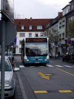 SVM Mercedes Benz Citaro C1 Facelift am 26.03.14 in Hanau auf der Linie 23