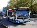 VBZ - Mercedes Citaro  Nr.40  ZH  273154 in Dietikon am 18.10.2014
