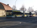 Mercedes-Benz O530G am 04.02.2014 in Zittau