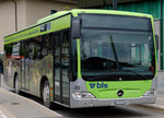 BLS: MERCEDES CITARO 205  WANDERBUS  in Langnau im Emmental am 14.