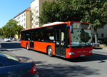 SEV Archiv, Uecker-Randow Bus urb, VG-RB 28 im SEV S41/S42 (Ring), ein MB Citaro II Facelift, Berlin im Aug.