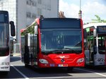 Mercedes Benz Citaro K am 01.08.16 in Aschaffenburg