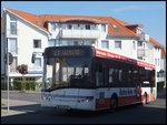 Solaris Urbino 12 der RPNV in Sassnitz am 26.05.2014