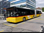 Postauto - Solaris BE 813683 in Bern bei der Haltestelle Schanzenstrasse in Bern am 07.09.2020