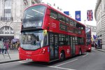 Wright Doppeldecker  London United , London 09.10.2016