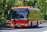 Iveco Crossway, DB-Regio Bus, in Remagen - 16.07.2018