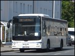 MAN Lion's City LE Ü der RPNV in Sassnitz am 26.05.2014