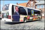MAN Lion's Regio der RPNV in Sassnitz am 05.05.2013