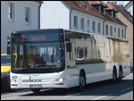 MAN Lion's City der VVR in Sassnitz am 06.06.2014