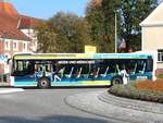 Mercedes Citaro III der VVR in Grimmen am 29.09.2017