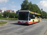Mercedes-Benz O530Ü am 10.08.2013 in Zittau