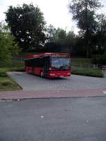 Mercedes Benz Citaro Ü in Fürth Odenwald am 09.10.11