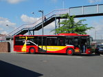 City Bus Alzenau Setra 4000er am 01.08.16 in Aschaffenburg