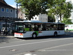 Setra 4000er NF am 01.08.16 in Aschaffenburg ROB