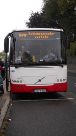 Volvo 8700 am 29.05.2014 in Zittau