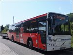 Volvo 8700 der RPNV in Sassnitz am 10.05.2014