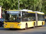 Scania Citywide der BVG in Berlin am 10.06.2016
