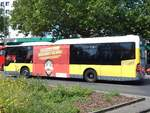 Mercedes Citaro II der BVG in Berlin am 11.06.2016