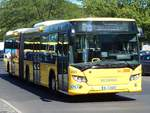 Scania Citywide der BVG in Berlin am 06.08.2018