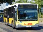 Mercedes Citaro II der BVG in Berlin am 06.08.2018