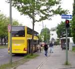BVG, Linie M48, Bus Nr.