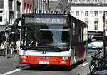 MAN NL 293 Lion`s City, SWB, BN-SW4448 in Bonn - 14.09.2019