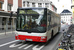 MAN NL 263 BN-SW 4192 SWB in Bonn - 15.03.2020
