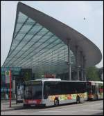 Mercedes Citaro II der VHH-PVG in Hamburg am 25.07.2013