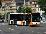 RNV Mercedes Benz Citaro C2 G 8191 am 03.07.15 in Heidelberg