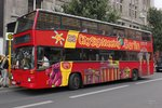 MAN Bus  City Sightseeing  in Berlin, am 10.08.2016.