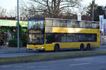15.02.2019 | Berlin, Zehlendorf | MAN Lion's City DD | BVG | B-V 3542 |