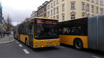 MAN NG 363  5T A40 am 10.04.2016 in Dresden Tracheberge
