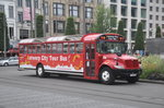 Diamond Bus International 3300 aufgenommen 07/07/2016 am Koningin Astridplein Antwerpen