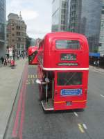 AEC Routemaster, Arriva London #RM2217, 17.06.2015 London