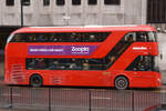 Ein Wright NB4L New Routemaster (LT13) Februar 2015 in London