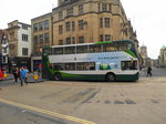 Stadtlinienbus am 19.6.2016 in Oxford, Grafschaft Oxfordshire, England /