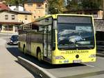 MB Citaro Facelift der Zillertalbahn am 12.10.17 in Jenbach.